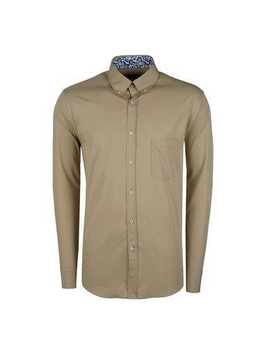 Paul Smith Blue Gömlek Bej